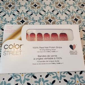 2 for 22. Color street